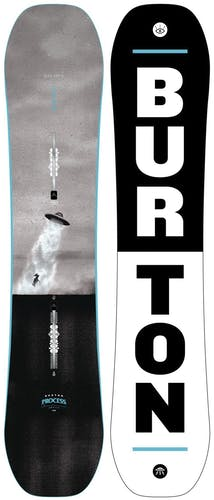 Burton Process Wide - Snowboard All Mountain/Park - Herren