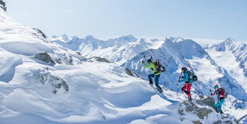 Alles für die kommende Skitourensaison findest du im Ortovox Onlineshop