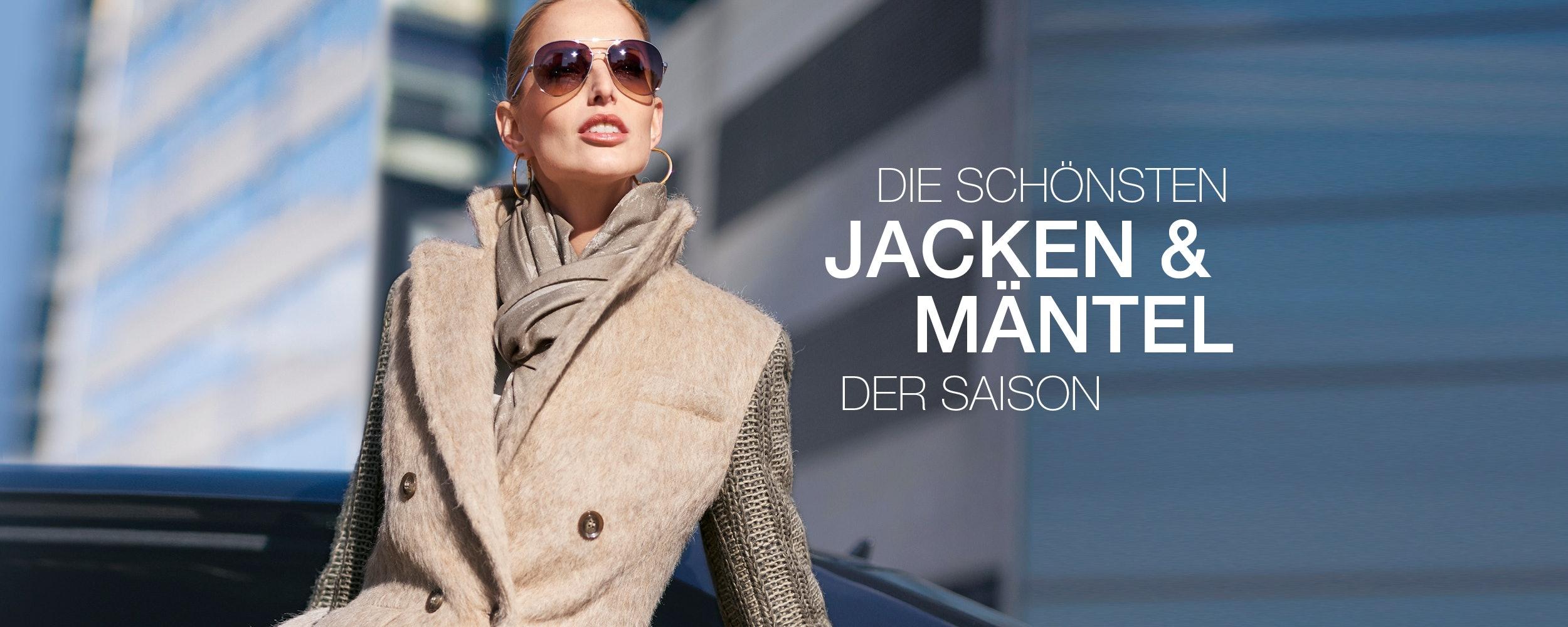 Das sind die schönsten Jacken und Mäntel der Saison
