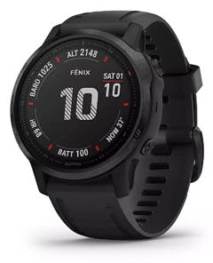 fenix 6s black