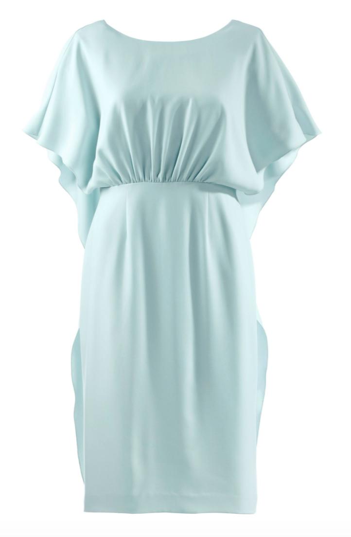 Kleid mit Cape