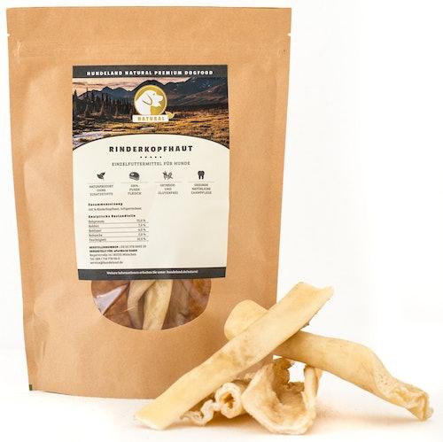 Natural - Kausnack - Rinderkopfhaut (getreidefrei)
