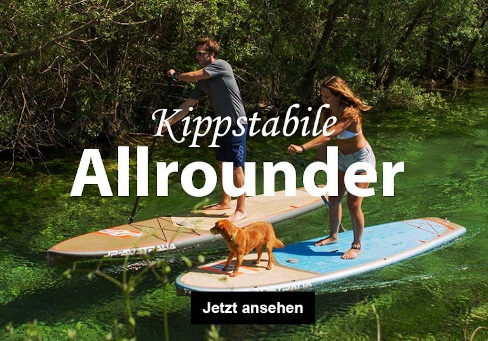 Kippstabile Allrounder