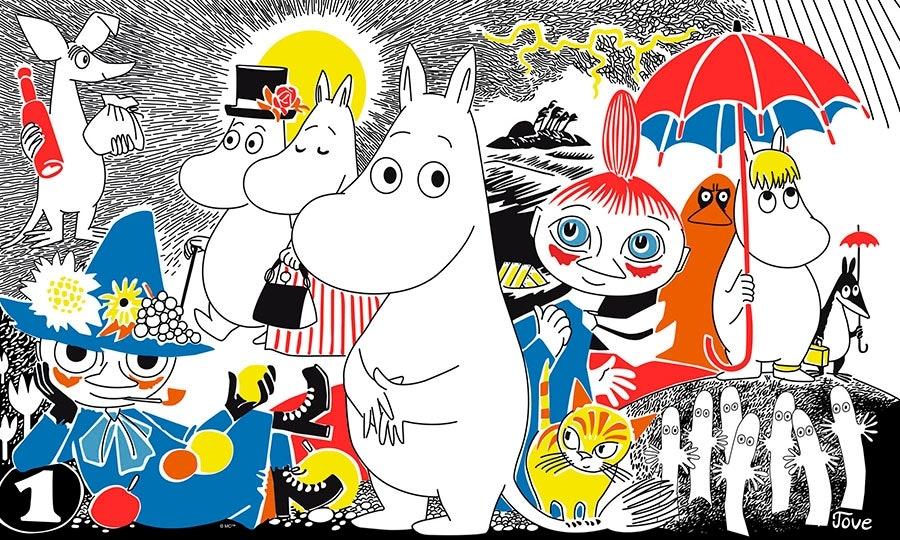 Moomin - Comic Book 1