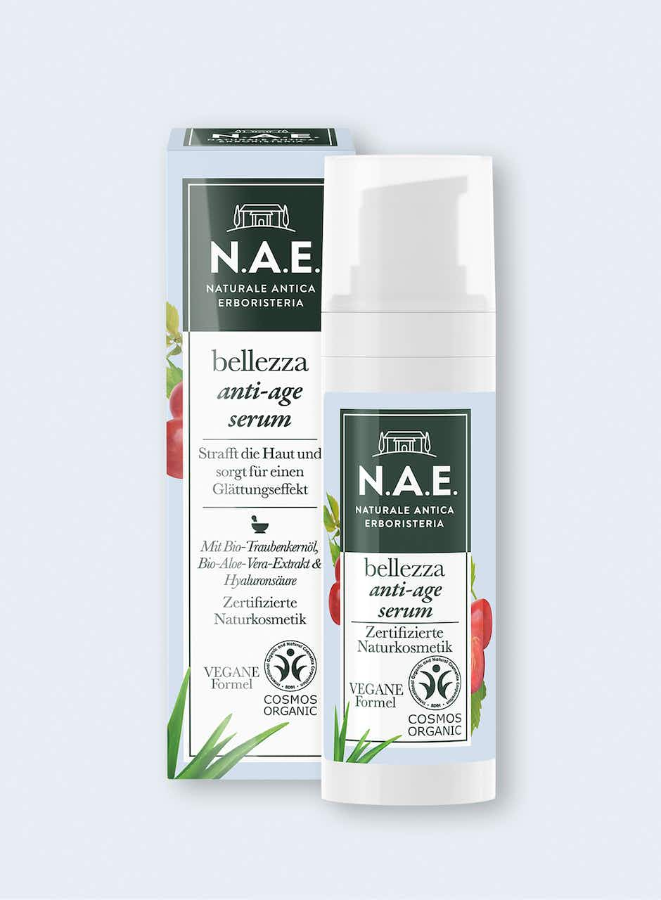 bellezza anti-age serum | Anti-age fluid serum