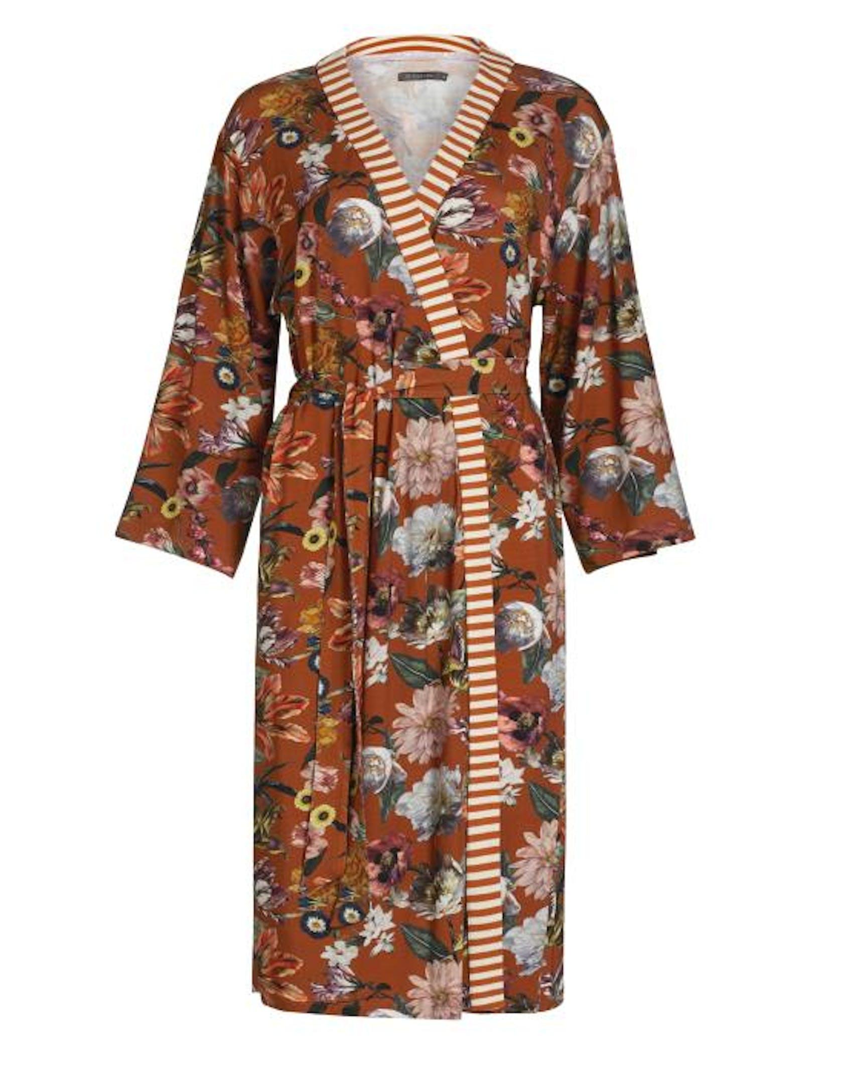 ESSENZA Sarai Filou  Kimono Leather Brown