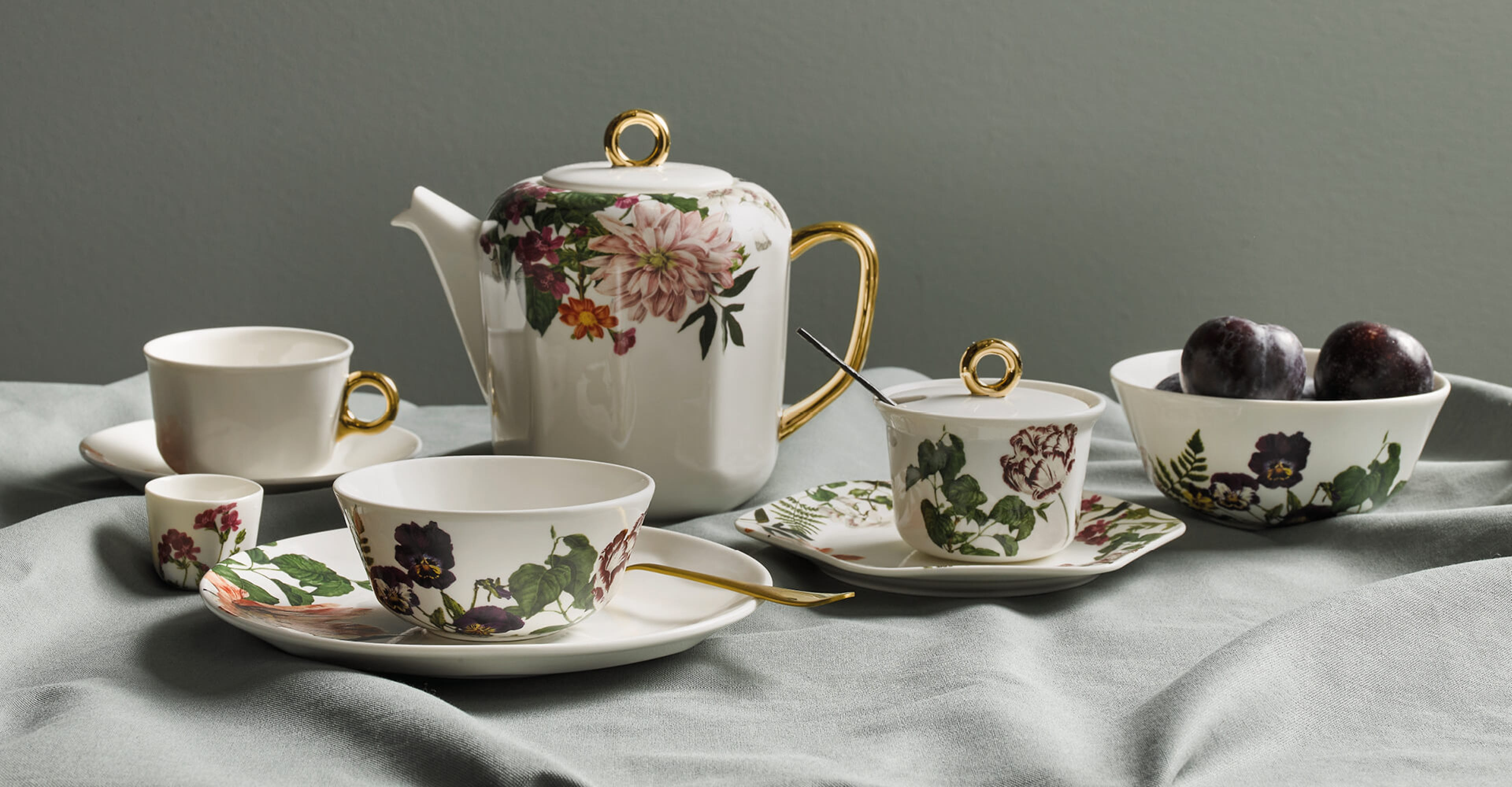 The Porcelain Collection