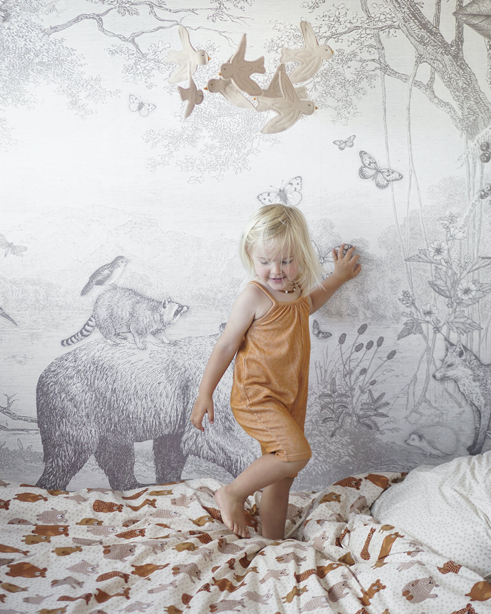 Covers & Co Beary much duvet cover set