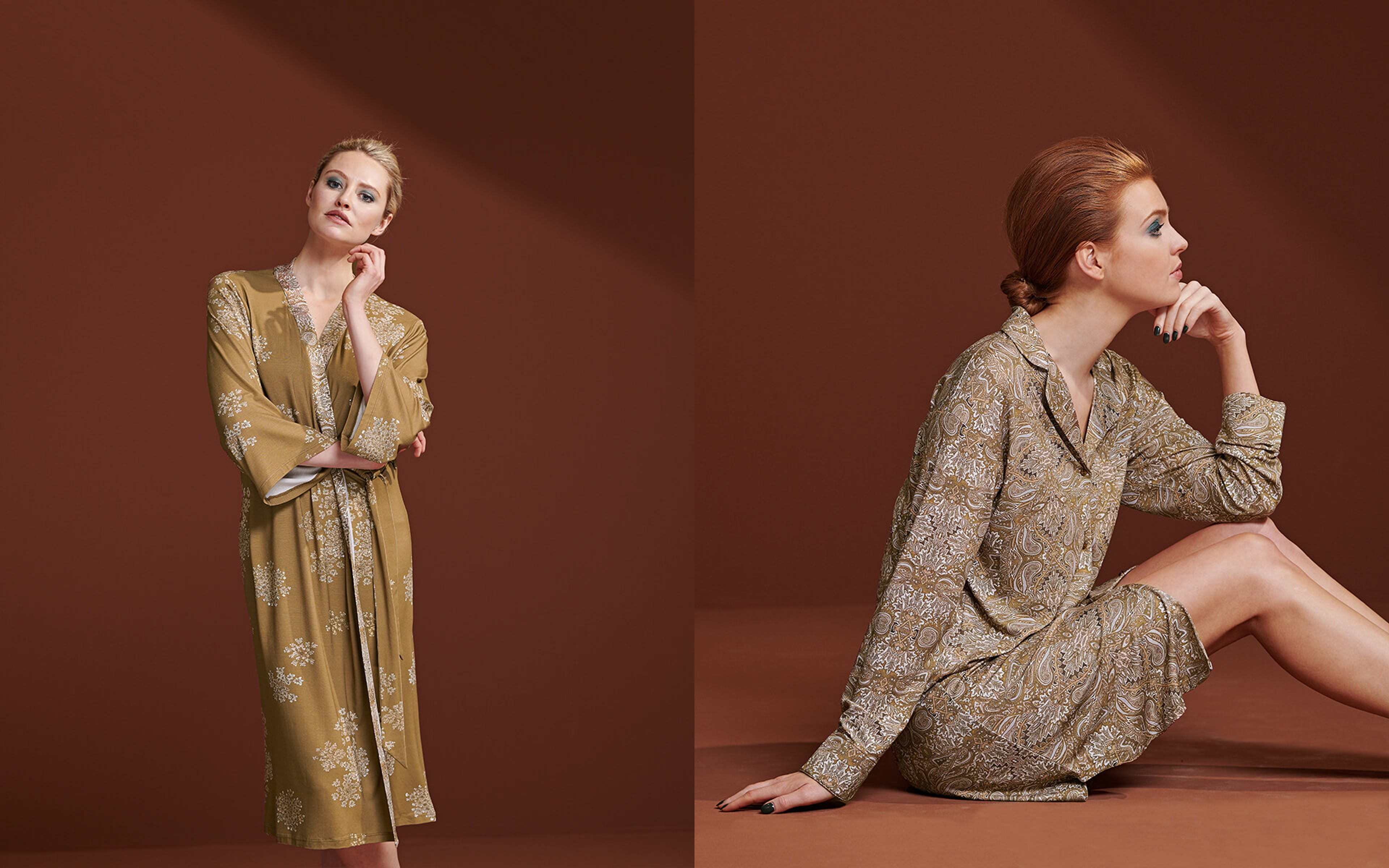 ESSENZA Homewear collectie herfst/winter 2020