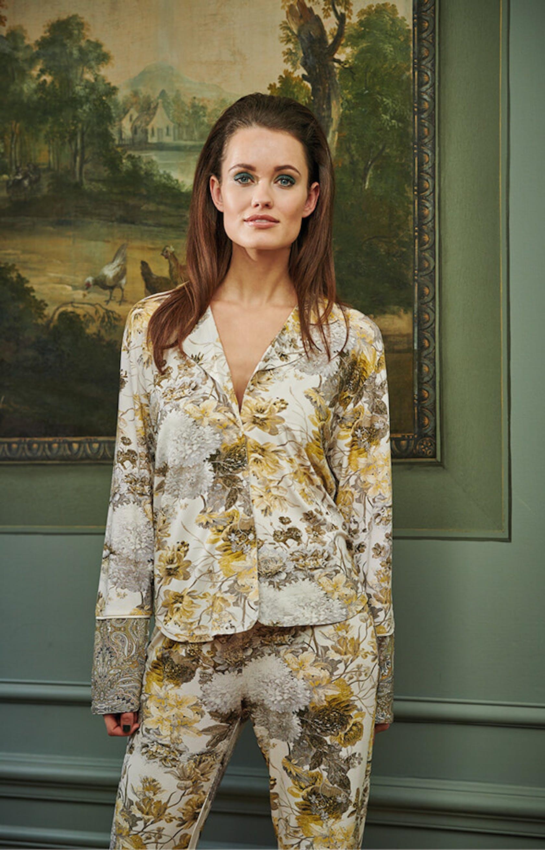 ESSENZA Ava Maily Boheme Pyjamablouse