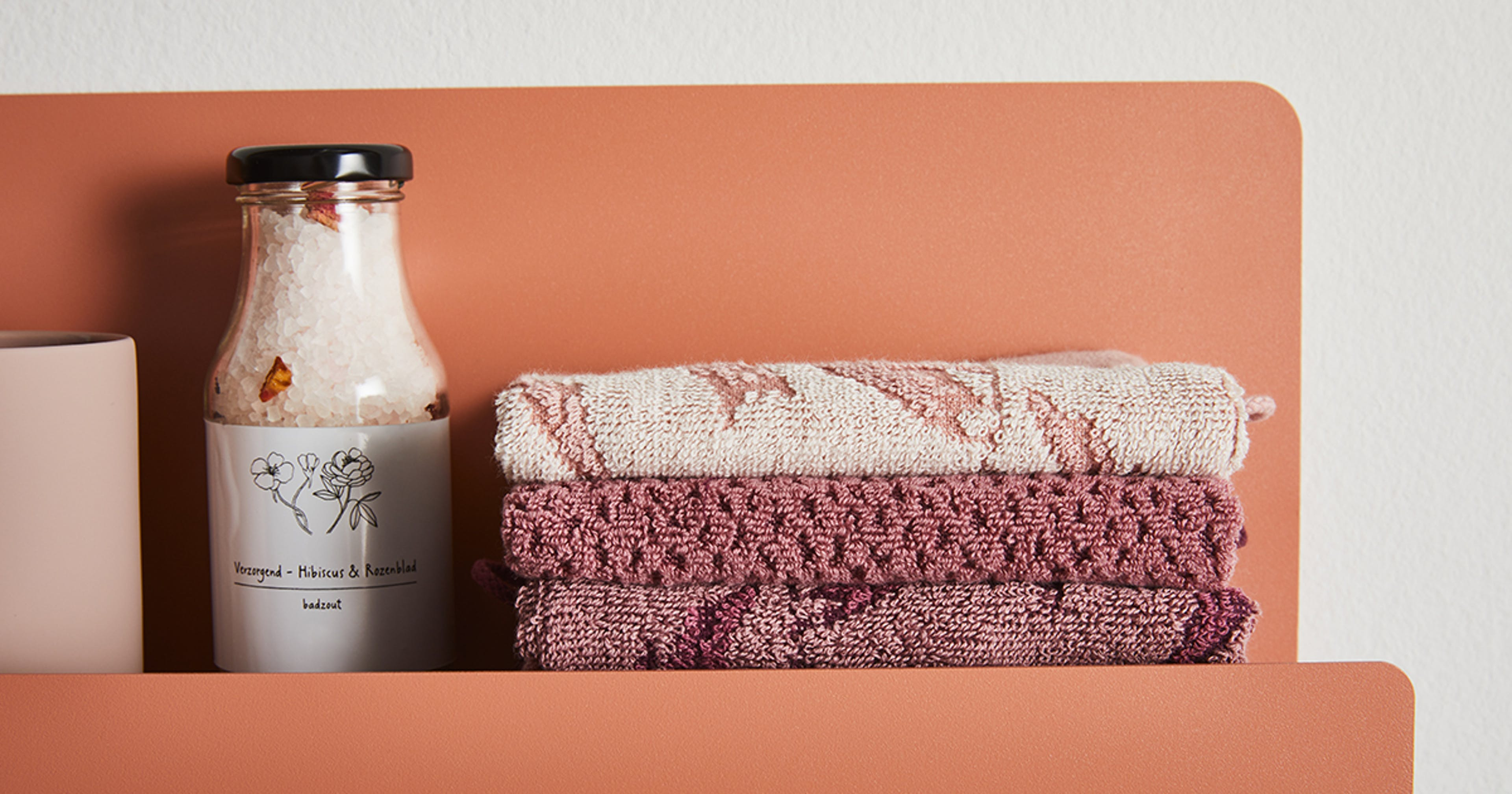 ESSENZA organic cotton towelling