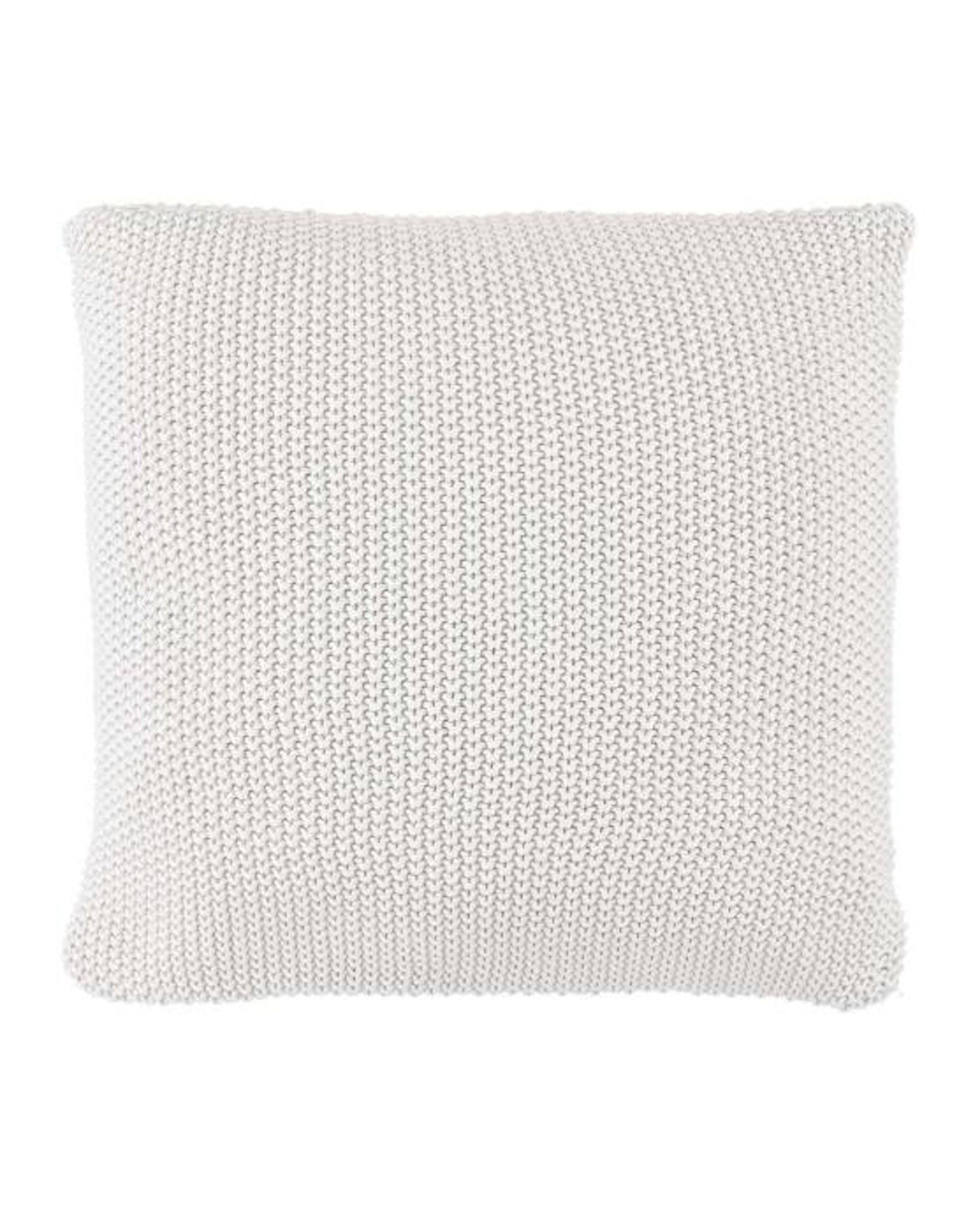 Marc O'Polo Nordic knit Sierkussen Effen Off white