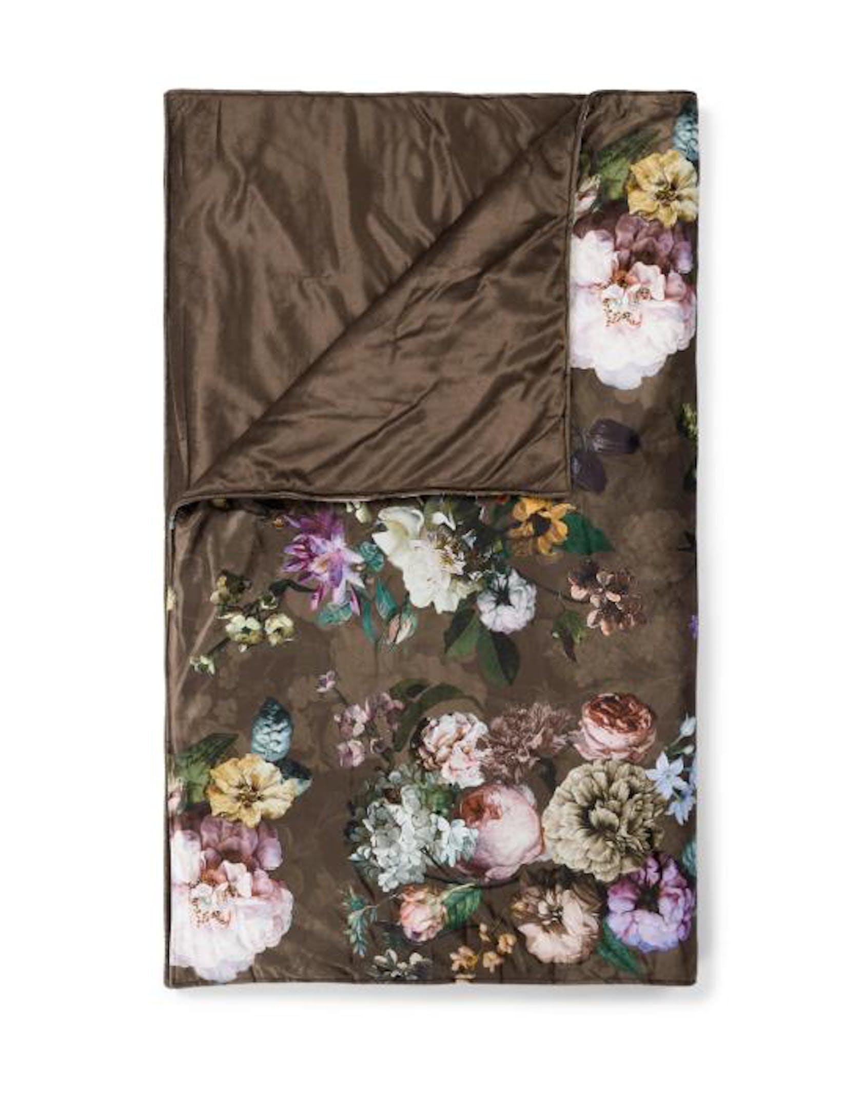 ESSENZA Fleur Chocolate Sprei 240 x 100 cm