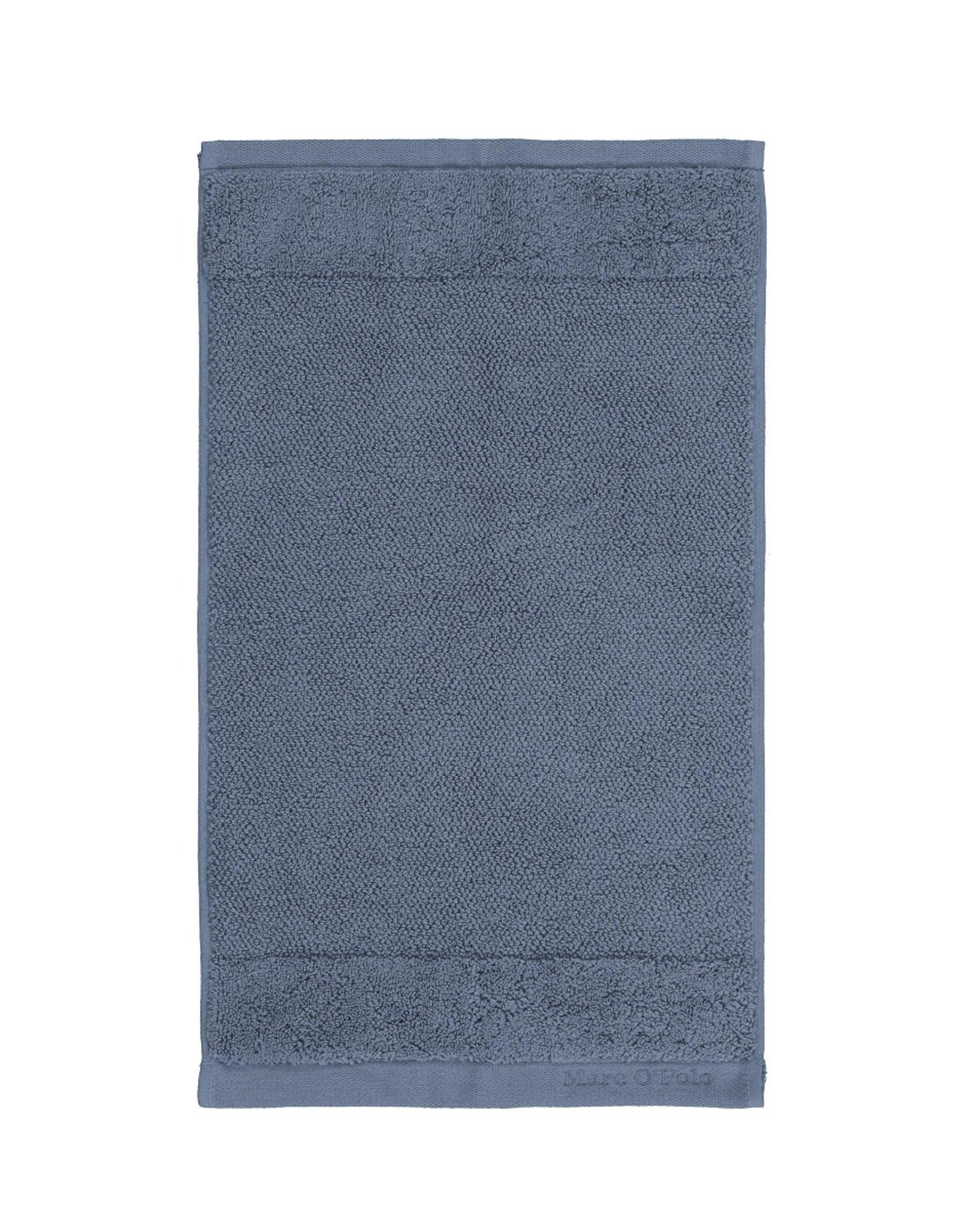 Marc O'Polo Timeless Uni Gastendoek Smoke blue