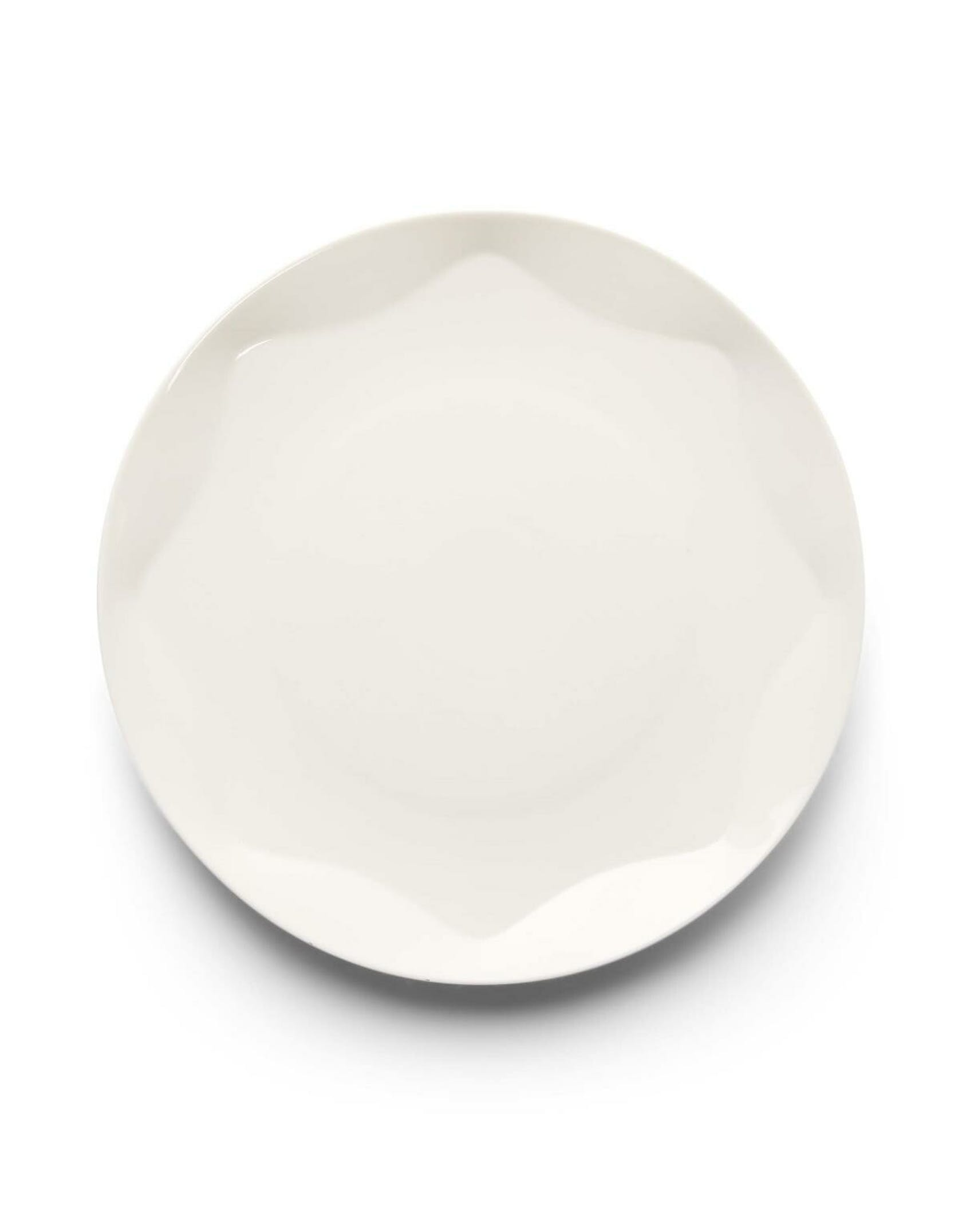 ESSENZA Sculpture Off white Dinerbord 27 cm