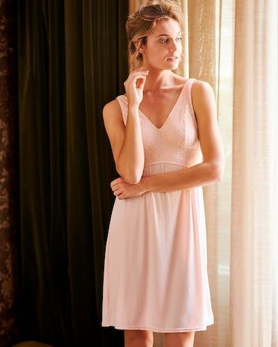 ESSENZA Sarah Uni Rose Nightdress sleeveless