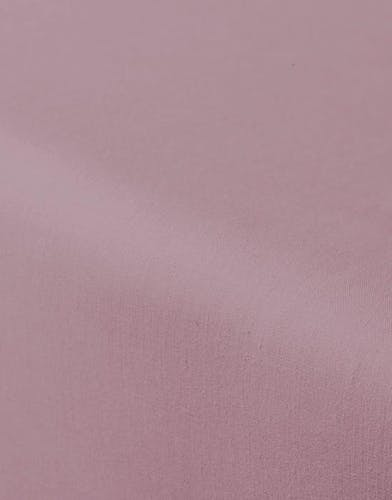 ESSENZA Premium Percale Lilac Fitted sheet