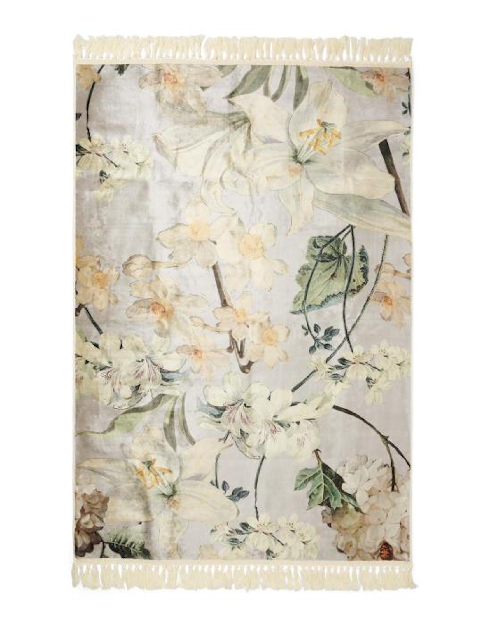 ESSENZA Rosalee  Carpet Grey
