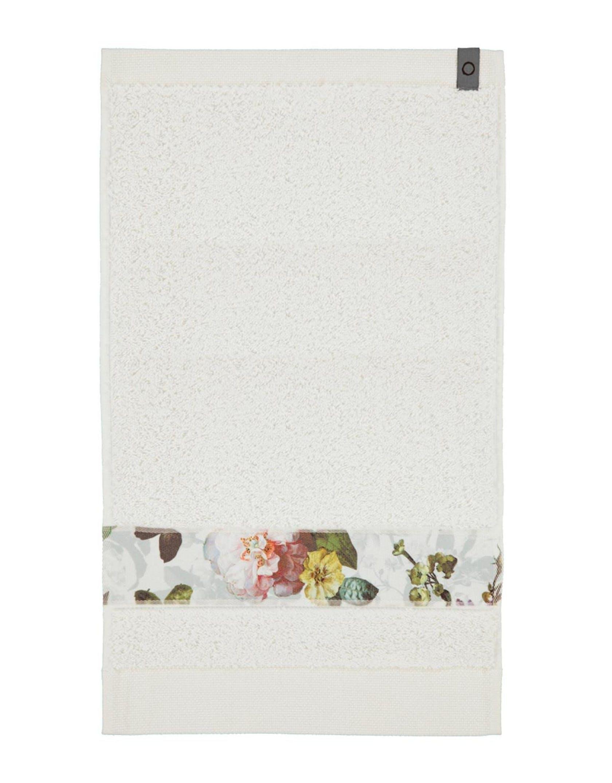 ESSENZA Fleur Natural Gastendoek 30 x 50 cm