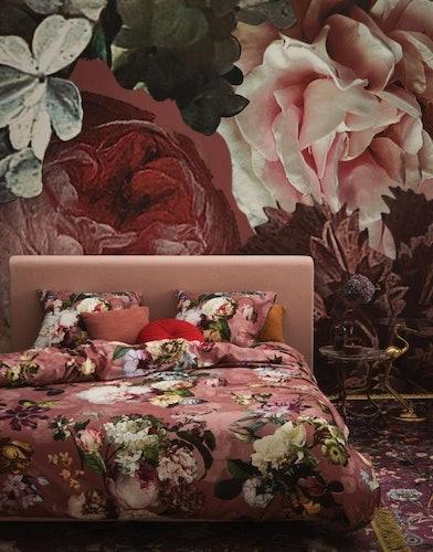 ESSENZA Fleur Bettwäsche aus Baumwollsatin