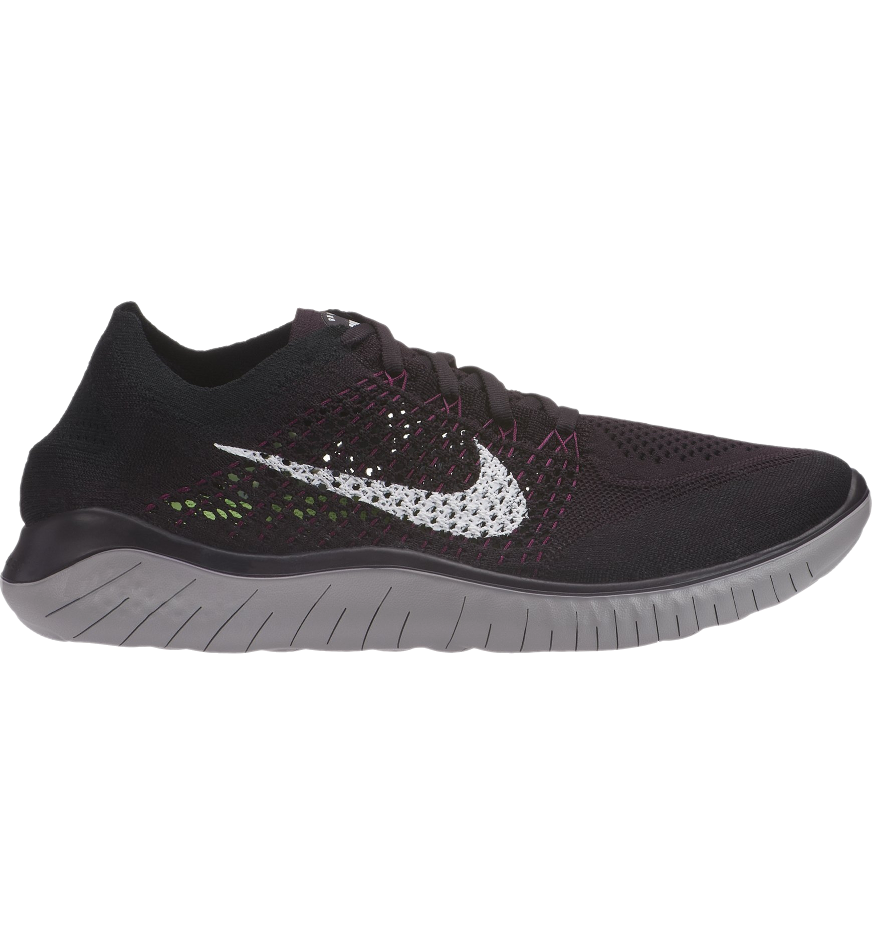 Free Run Flyknit Nike Laufschuh Natural Running Herrenmodell