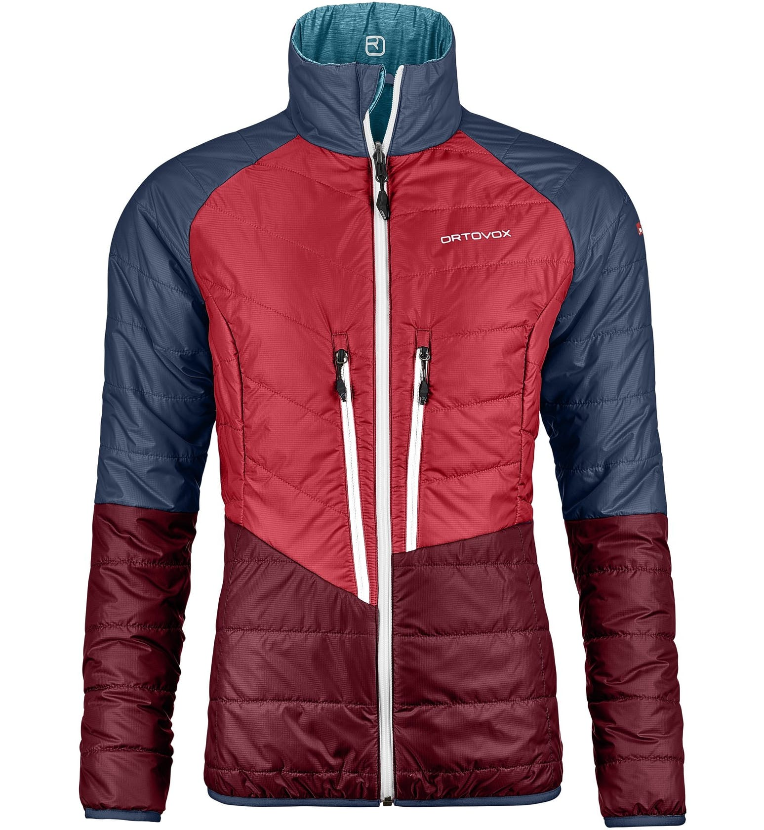 Ortovox Piz Bial - wendbare Bergsportjacke - Damen
