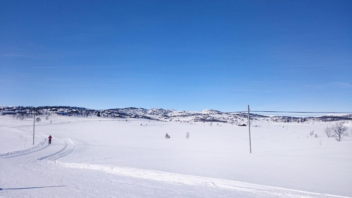 Langlaufen-Norwegen
