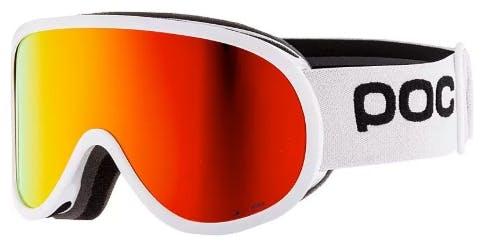 Skibrille Poc Weiss