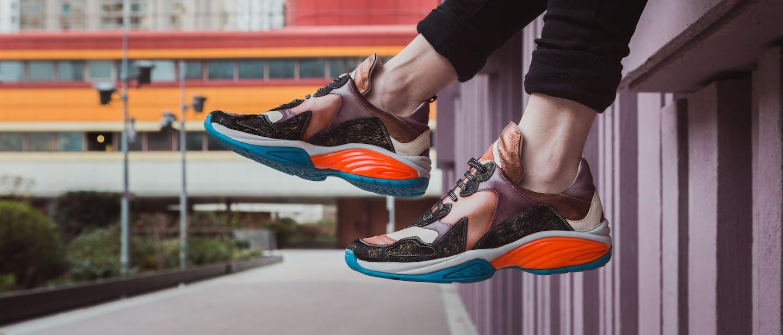 Sneakers femme Melvin & Hamilton
