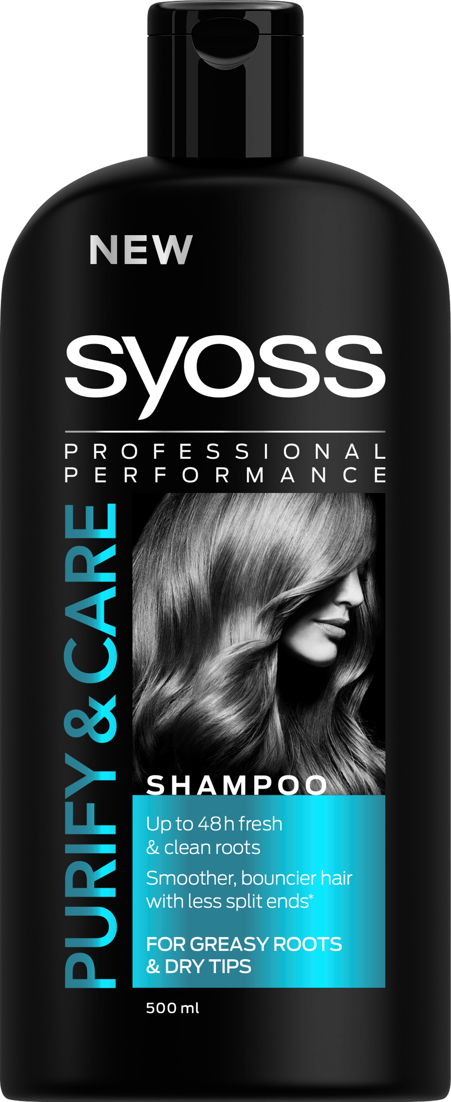 Syoss Purify & Care Shampoo
