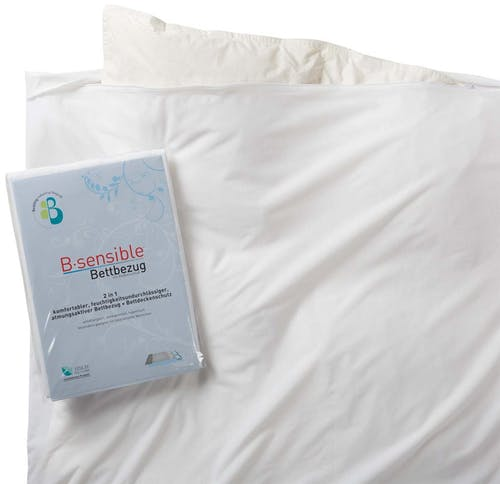 """Bettdeckenschutzbezug """"Milbenschutz"""""""