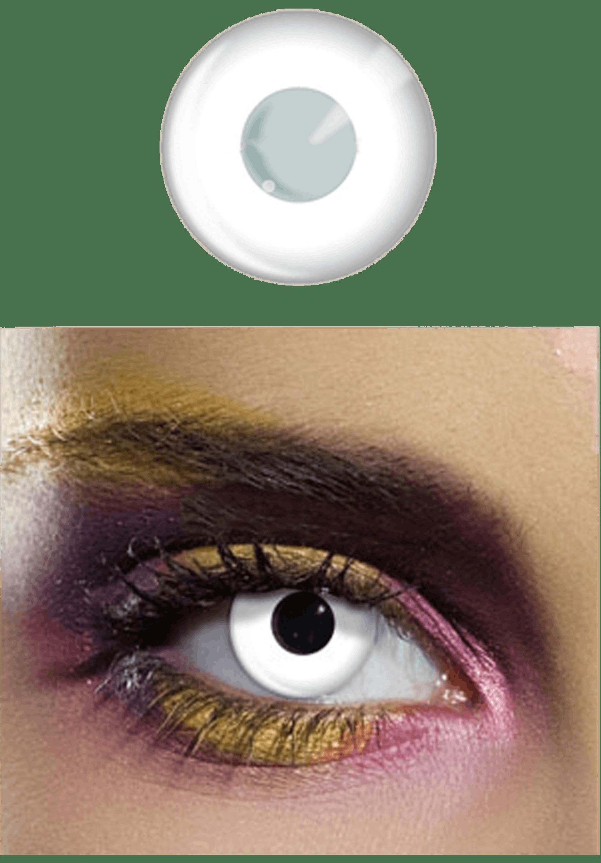 Fashion Lenses - White Out