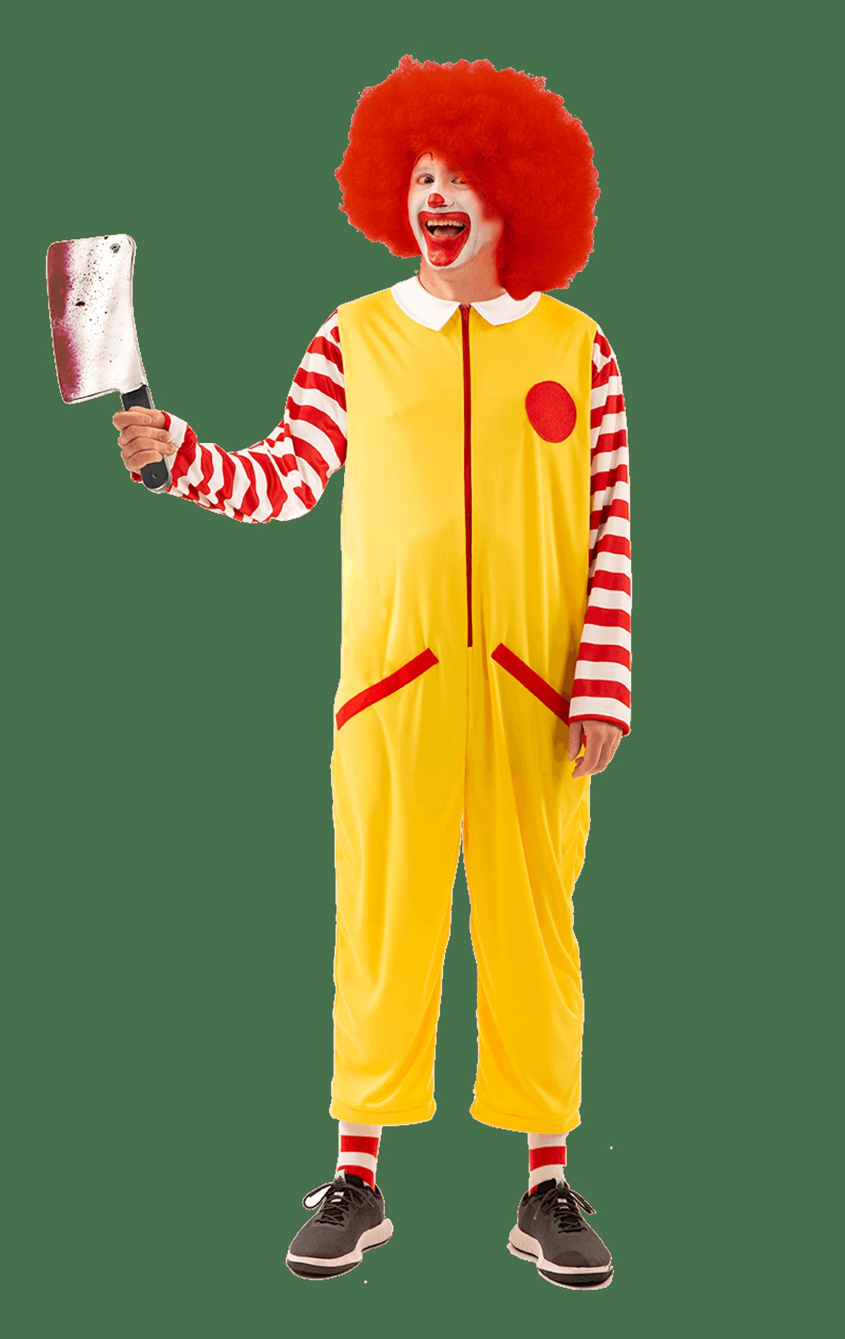 Ronald Clown Costume