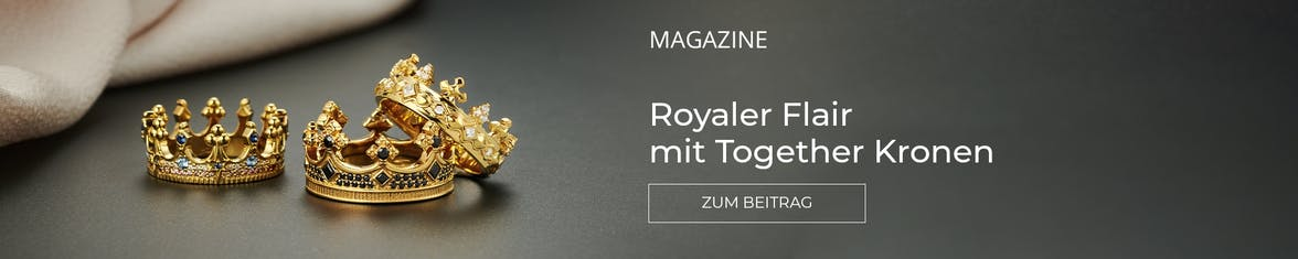 Together Krone: Erleben Sie ein königliches Schmuck-Update