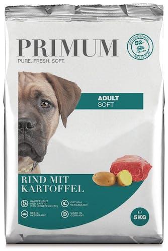 Primum - Trockenfutter - Soft Rind mit Kartoffel (getreidefrei)
