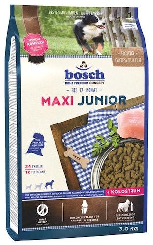 Bosch Trockenfutter Maxi Junior