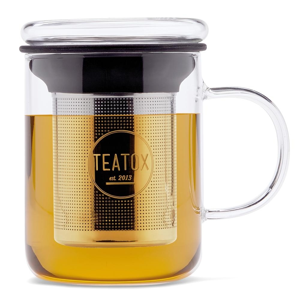 Glass Tea Mug