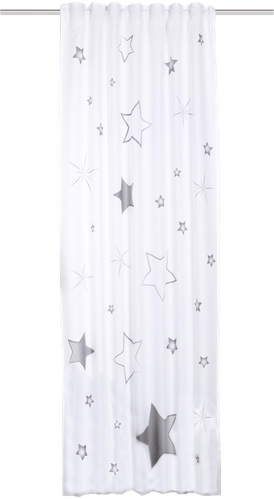 HOME WOHNIDEEN Vorhang »STARS«