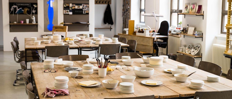 Die KPM Mitmach-Manufaktur – Porzellan Workshops – Königliche Porzellan-Manufaktur Berlin