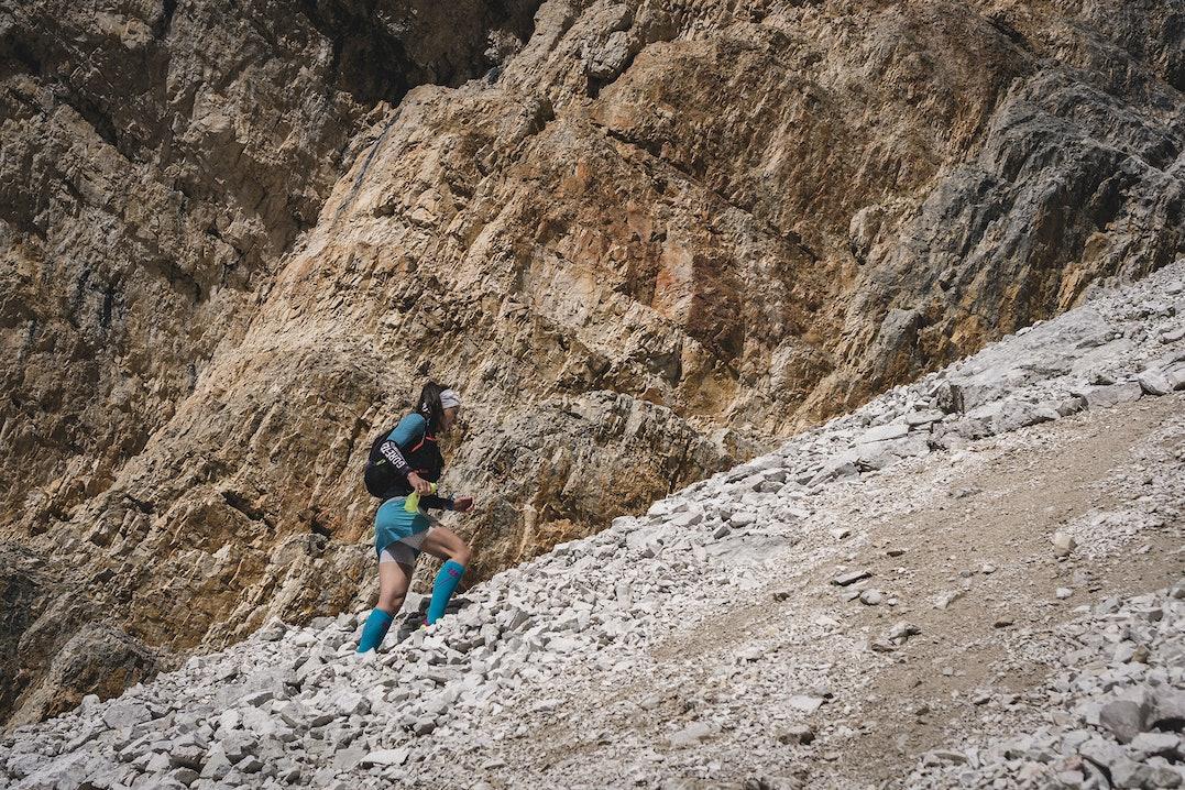 Kerstin Schneehage beim Trailrunning Camp