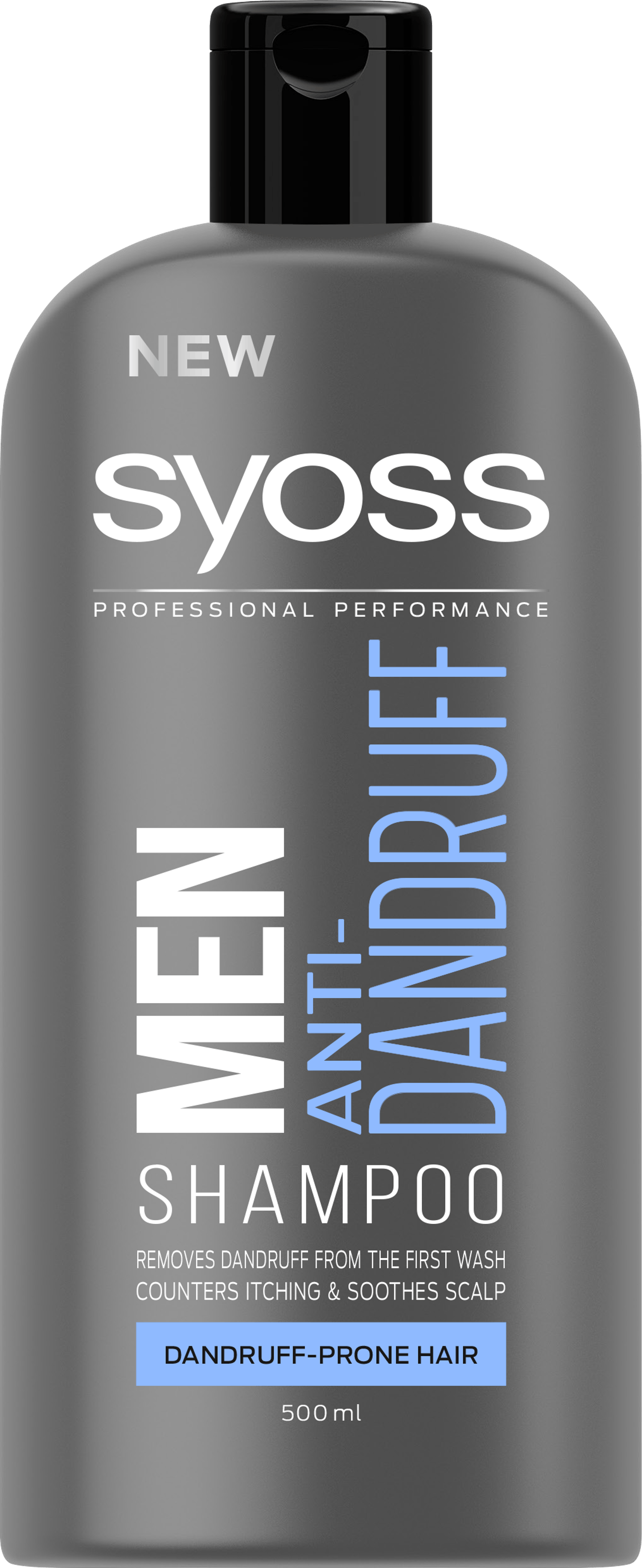 Syoss Men Anti-Dandruff Shampoo