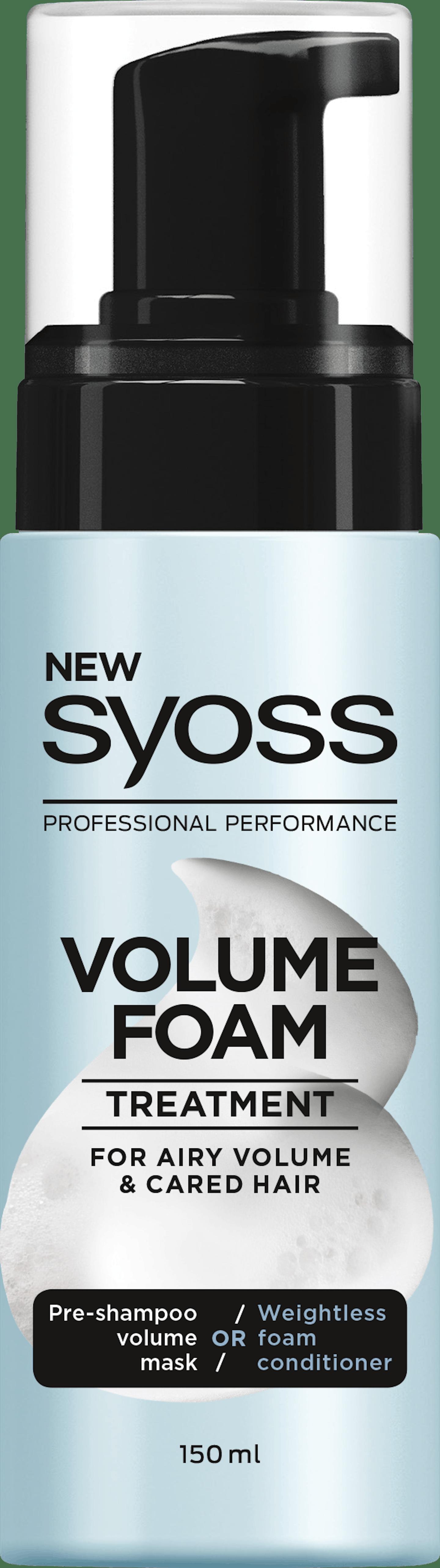 Syoss Volume Foam Treatment