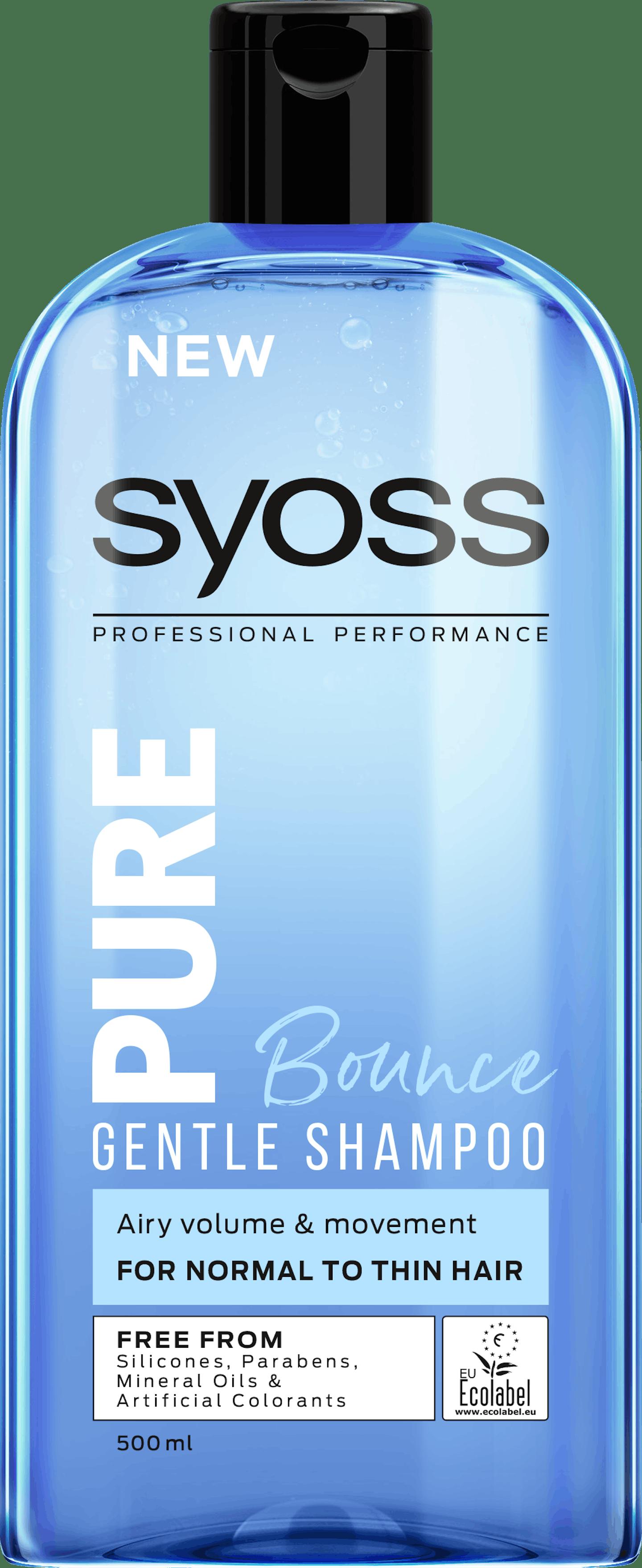 Syoss Pure Bounce Shampoo