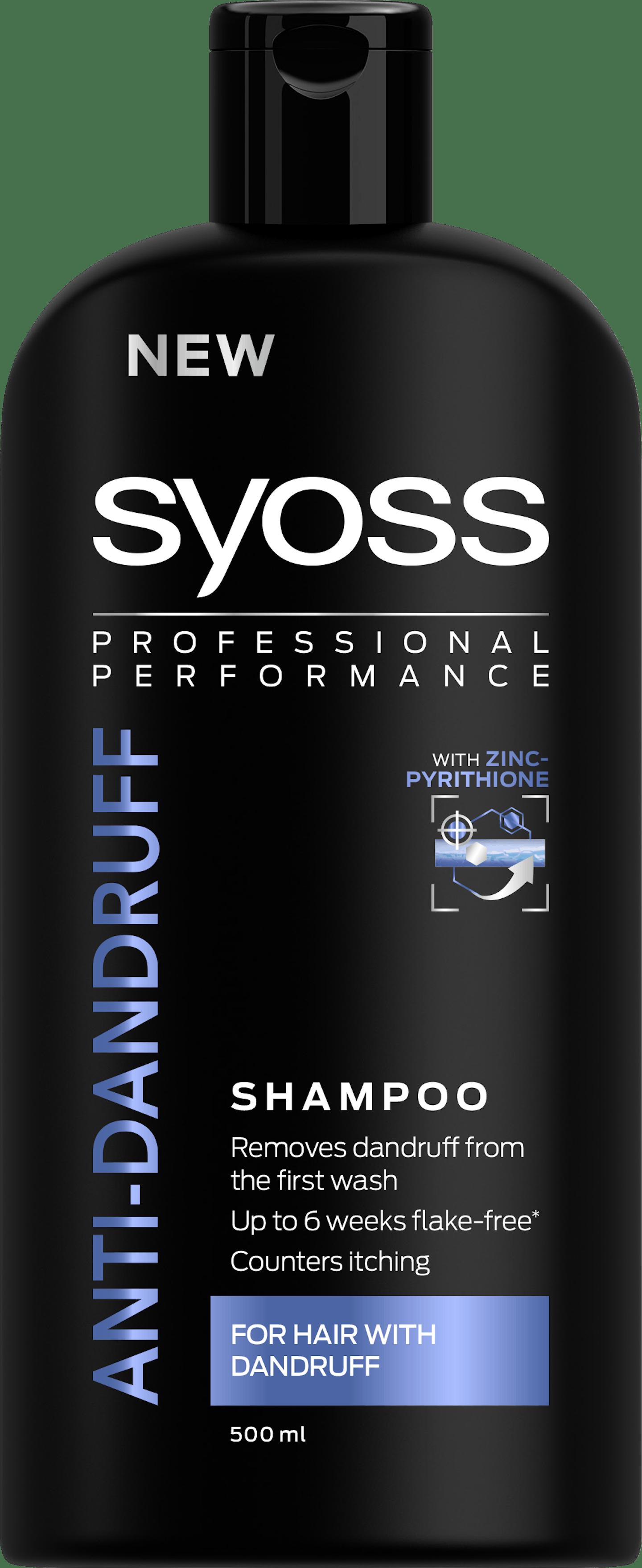Syoss Anti-Dandruff Shampoo
