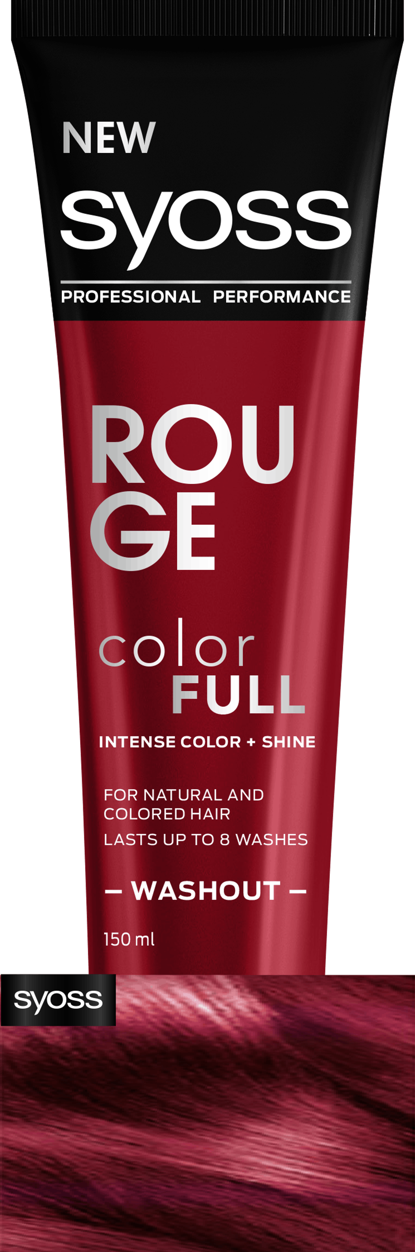 Syoss Rouge Color Full