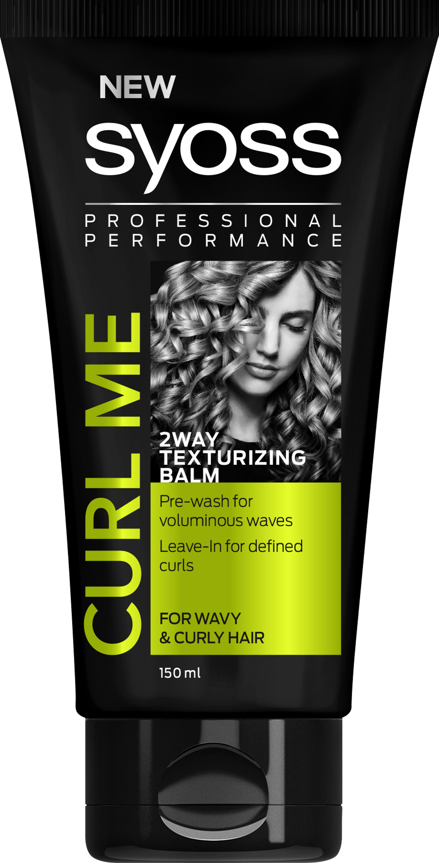 Syoss Curl Me 2 Way Texturizing Balm