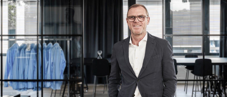 Mark Bezner Geschäftsführer OLYMP