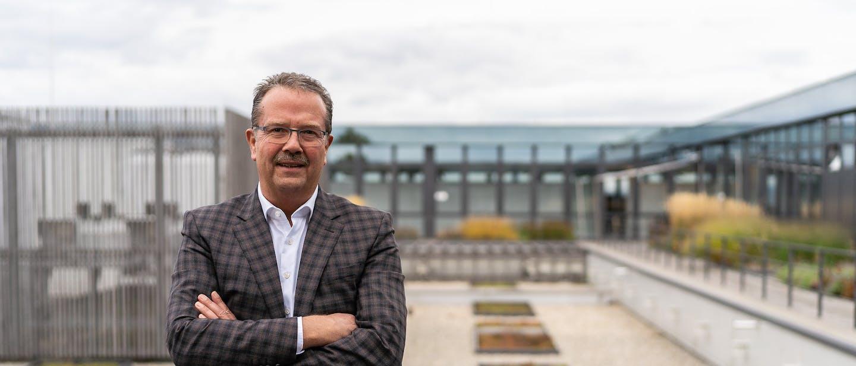 Mathias Eggle Geschäftsführer OLYMP