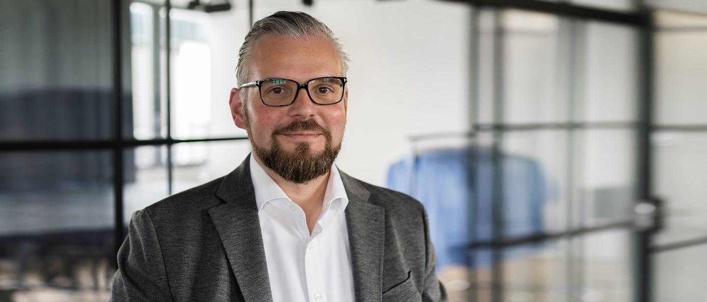 Johann Trischberger technischer Direktor Produktion und Beschaffung OLYMP