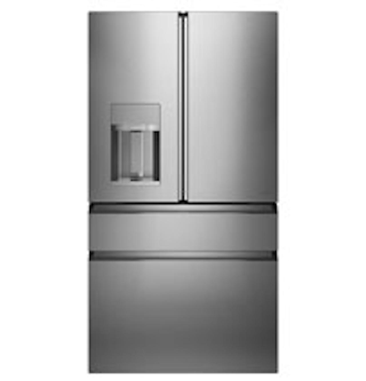 Full size refrigerators